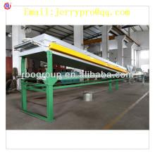 40H/a (40 cabeças/linhas) recozimento e estanhagem máquina (estanho contínua chapeamento planta)