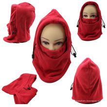 Hot Winter Outdoor Thermal Warm Balaclava Hood Police Swat Skiing Cap Fleece Ski Bike Scarf Wind Stopper Ski Mask Hats