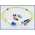 Kit de conector monomodo / multimodo de fibra óptica St Upc 0.9 / 2.0 / 3.0mm