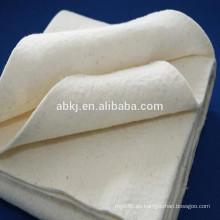 Fieltro de algodón perforado de 3 mm