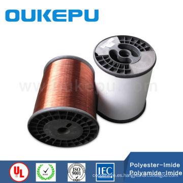 Aluminio de 180 H para Motor eléctrico clase rebobinado de cable