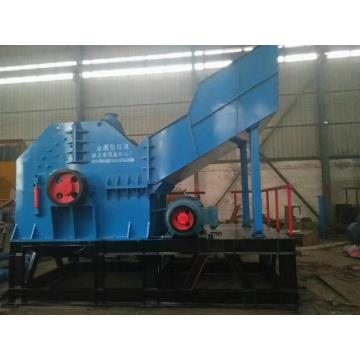 Limbah Heat Bridge Effect Aluminium Crusher Equipment