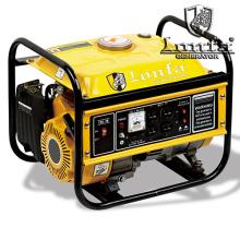 5.5HP para a gasolina 50Hz 1500W do gerador do motor de Honda