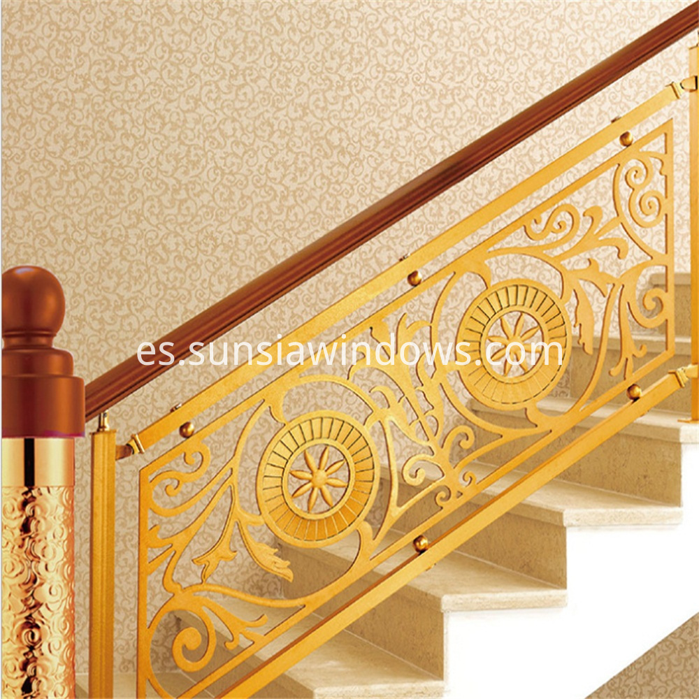 Stair Balustrade Handrail