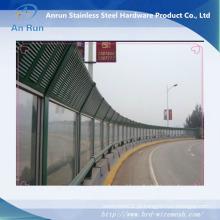 Folha de barreira de som para estrada de ferro / estrada