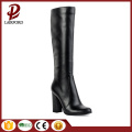 wholesale leather high heel women boots