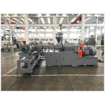 WPC Floor Parallel Twin Screw Extruder Production Line