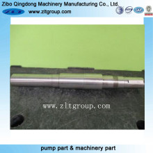 ANSI Stainless Steel Machinery Parts Durco Pump Shaft