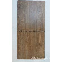 Waterproof Luxury Wood Look Interlocking PVC Vinyl Flooring Tile (CNG0452N)