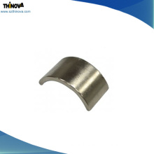 Custom Arc Shape Sintered Permanent Magnets with Different Coating Material