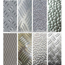 Embossed and Oxidized Refrigerator Aluminum Sheet/Plate