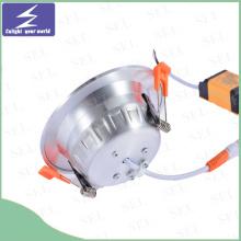Высокое качество круглый 85-265V 5W 7W 12W 18W Светодиодный светильник