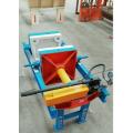 Deshidratación automática de lodos de prensa de filtro de cámara hidráulica