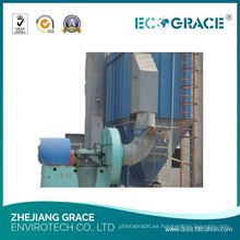 Máquina de filtro industrial de la colección del polvo de Baghouse del colector de polvo del ciclón