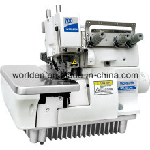 WD-700-3HC Three Thread Overlock for Handkerchief Sewing Machine
