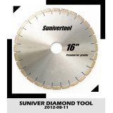 Diamond Saw Blade for Cutting Granite (SUDSB)