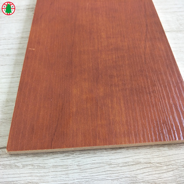 6-12 mm Melamine Faced MDF board