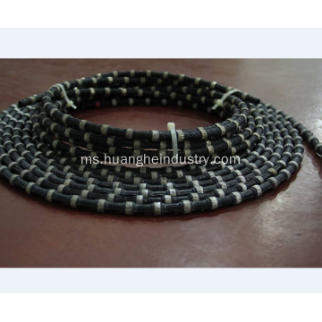 Granit Cutting Diamond Wire Saw