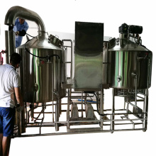 6 bbl Craft Beer 2 Vessel Brewhouse