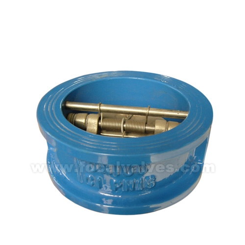 butterfly swing check valve