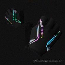 High Quality Unisex Half-Finger Nylon Cycling Gloves