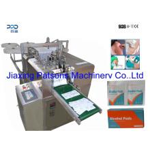 Máquina de fabricación automática del cojín de la preparación del alcohol de la venta caliente