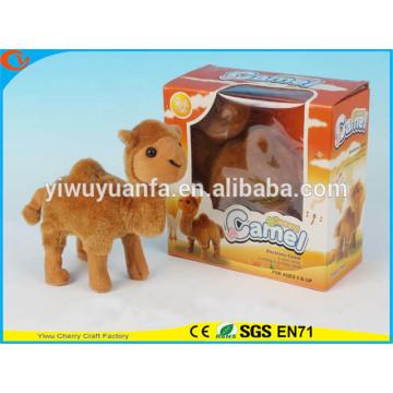 Новинка Дизайн Детские Игрушки Красочные Нескольких Электрических Пропустить Чучело Верблюда