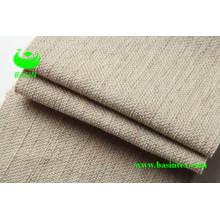Tecido de linho de sofá de poliéster (BS6039)