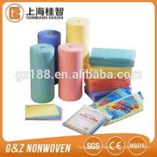 Produits de la meilleure vente de base produits ménagers Dry Kitchen Wipes Lingettes de nettoyage produits ménagers de cuisine