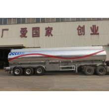 Aluminum Alloy Tanker for crude oil