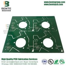 FR4 Tg135 Standaard PCB 2-lagen Immersion Tin