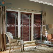 Guangzhou falso persianas de madera cortina de bambú para la decoración del hogar