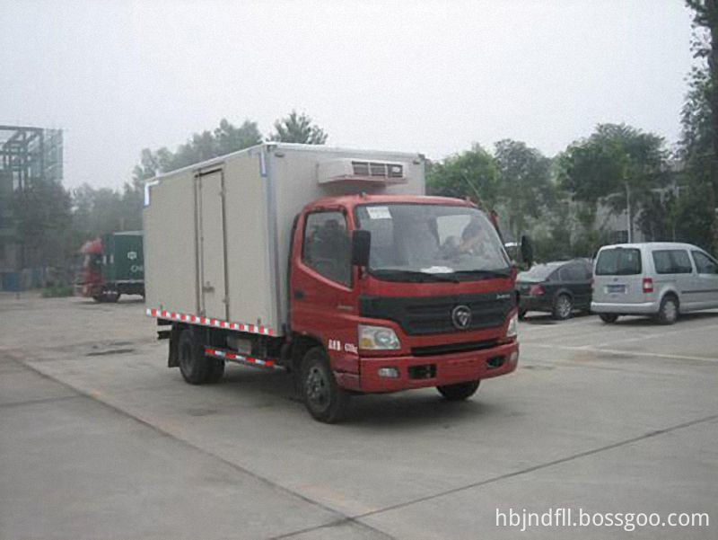 Refrigerated Truck 6