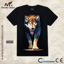 T100059 Wolf Tattoo Designs Tshirt