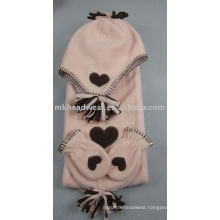 hat, scarf, gloves set