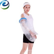 Available Sample Best Sale Diabetic Use Waterproof Plaster Cast Cover Short Arm