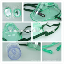 máscara de respiração de oxigênio adulto cirúrgico