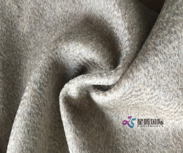 Water-wave Wool Suiting Fabric