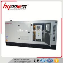 Бесшумный дизель-генератор 150кВА на продажу