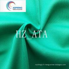 80% Polyester 20% Coton 20X16 Tissu Uniforme