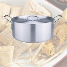 Heavy Duty Aluminum Stock Pot Set