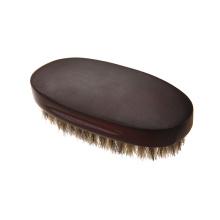 Brosse en poils de sanglier pour les cheveux