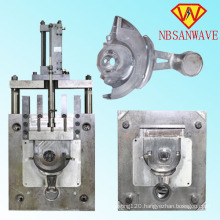 Aluminium High Pressure Die Casting Radiator Mould