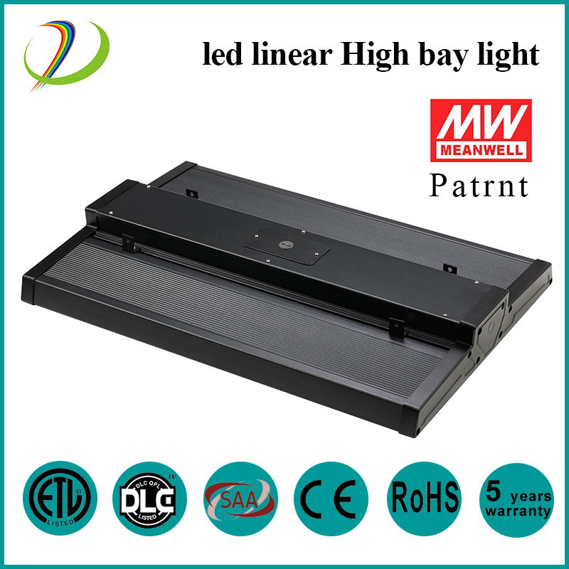 LED Lineal High Bay 150W DLC Listado