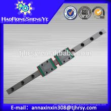 Hiwin ferroviário deslizante linear MGN9C (original e novo)