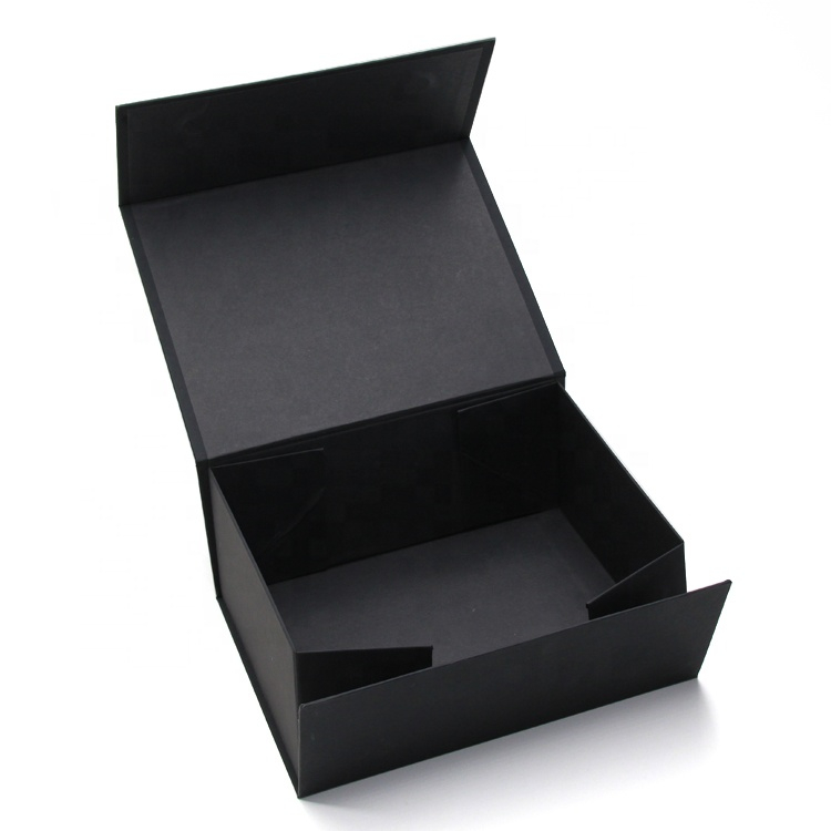 Customized Luxury Gift Packaging Paper Foldable Box