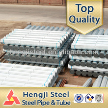 hot dip Galvanized steel pipe Hot sale