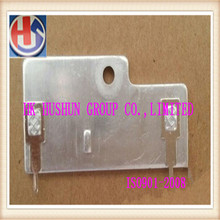 Охлаждающий финишный алюминиевый радиатор (HS-AH-001)