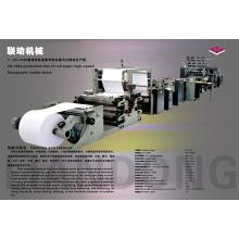<1020> Máquina de alta velocidade do fabricante do livro do exercício da escola do Flexo (LD-1020)
