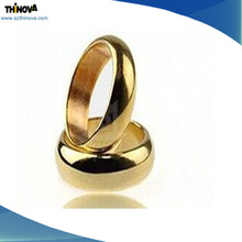 Customizable Size Permanent Magnets Ring Shape Magnet with Shining Surface Coated